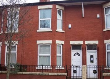 Thumbnail 3 bedroom property to rent in Heald Place, Rusholme, Manchester, Lancashire