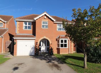 Thumbnail 4 bed detached house for sale in Cornfield Close, Carlton-In-Lindrick, Worksop