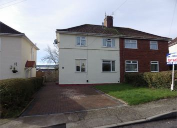 Thumbnail 3 bed semi-detached house for sale in Wraxall Grove, Bedminster Down, Bristol