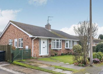 Thumbnail 2 bedroom bungalow for sale in St. Marys Close, Wigginton, York