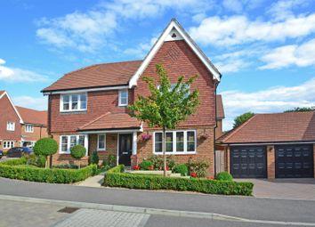 Watermeadow Lane, Storrington, West Sussex RH20. 4 bed detached house