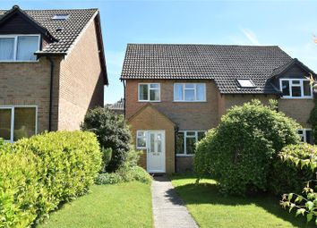Thumbnail 3 bed semi-detached house for sale in Greywell Close, Tadley, Hampshire