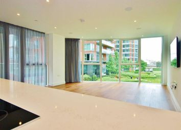 Thumbnail 3 bed flat for sale in The Pinnacle, Battersea Reach, London