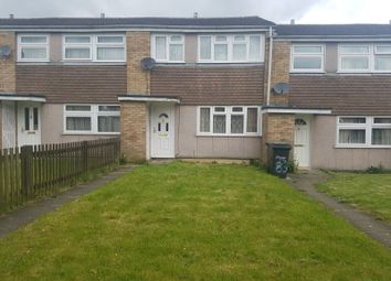 Thumbnail 3 bedroom terraced house to rent in Thrales Close, Luton