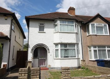 3 bed terraced house for sale in Verulam Road, Greenford UB6