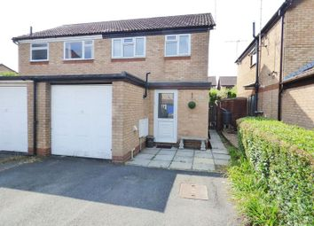Thumbnail 3 bed semi-detached house for sale in Rosemary Close, Abbeydale, Gloucester