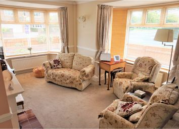 Thumbnail 2 bed detached bungalow for sale in Manor Road, Beverley