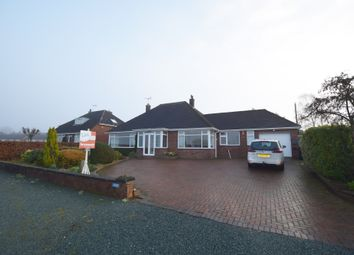 Thumbnail 4 bed detached bungalow to rent in Fresh Winds, Scot Hay Road, Alsagers Bank