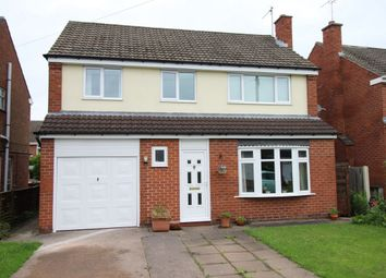 Thumbnail 4 bed detached house for sale in St. Lukes Close, Holmes Chapel, Crewe