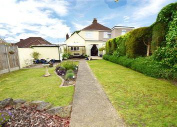 Thumbnail 3 bedroom semi-detached house for sale in Cedar Close, Swanley, Kent
