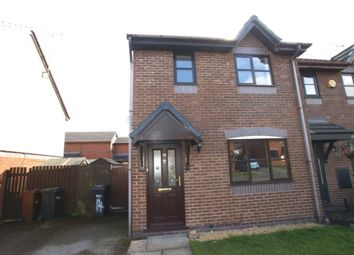 Thumbnail 3 bed end terrace house to rent in Maes Alarch, Rhewl, Holywell