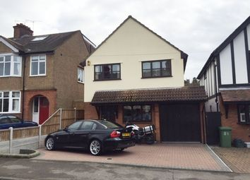 Thumbnail 1 bed detached house to rent in Woodman Road, Brentwood