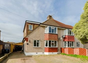 Knightwood Crescent, New Malden KT3. 3 bed semi-detached house