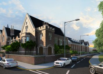Thumbnail Studio for sale in Orme Road, Newcastle-Under-Lyme, Keele