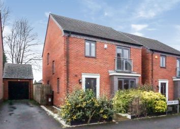 Thumbnail 4 bed detached house for sale in Ranger Drive, Oxley, Wolverhampton
