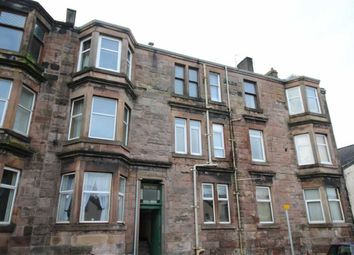 Thumbnail 1 bed flat for sale in Tarbet Street, Gourock, Renfrewshire