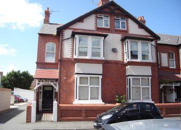 Thumbnail 1 bed flat to rent in Morlan Park, Rhyl, Denbighshire