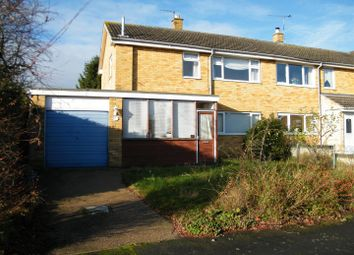 Thumbnail 3 bed semi-detached house for sale in Kingscliffe Road, Grantham
