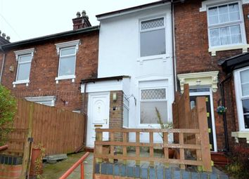 Thumbnail 2 bed terraced house for sale in Boothenwood Terrace, Penkhull, Stoke-On-Trent
