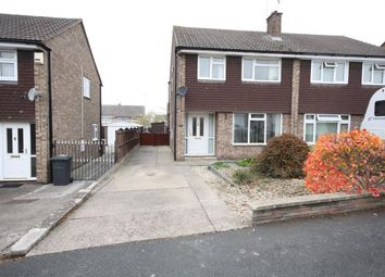 Thumbnail 3 bed semi-detached house to rent in Windley Drive, Shipley View, Ilkeston