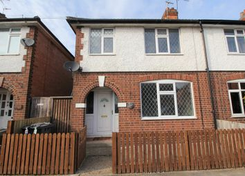 Thumbnail 3 bed semi-detached house for sale in Park Road, Ratby, Leicester