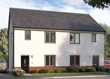 """Thumbnail 3 bed end terrace house for sale in """"The Foxbridge"""" at East Kilbride, Glasgow"""