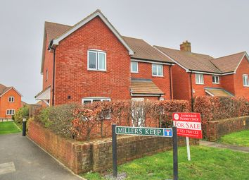 Thumbnail 2 bed semi-detached house for sale in Millers Keep, Stone Cross, Pevensey