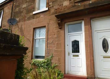 Thumbnail 1 bedroom flat for sale in King Street, Coatbridge