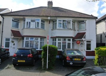 Thumbnail 4 bed semi-detached house to rent in Burnley Road, Dollis Hill