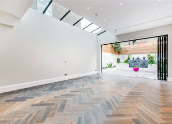 Thumbnail 4 bed terraced house for sale in Ellingham Road, London