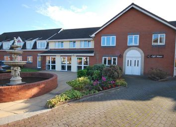 Thumbnail 1 bedroom flat for sale in Croft Manor, Mason Close, Freckleton, Lancashire