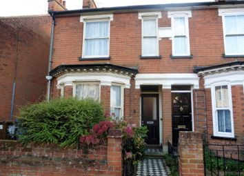 Thumbnail 2 bed semi-detached house to rent in Foxhall Road, Ipswich