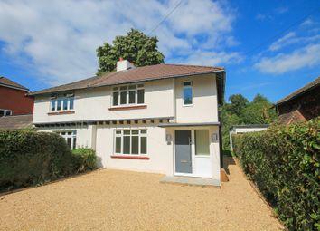 Rowplatt Lane, Felbridge, West Sussex RH19. 3 bed semi-detached house