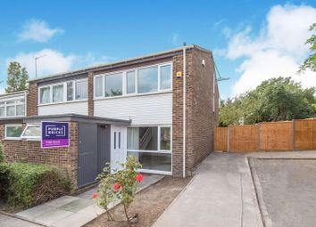 Thumbnail 3 bed end terrace house for sale in Cranbourne Close, Norbury / Streatham
