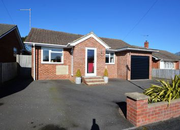 Thumbnail 3 bed detached bungalow for sale in Larchfield Way, Horndean, Waterlooville