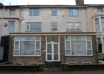 Thumbnail 1 bedroom flat to rent in Trafalgar Road, Blackpool