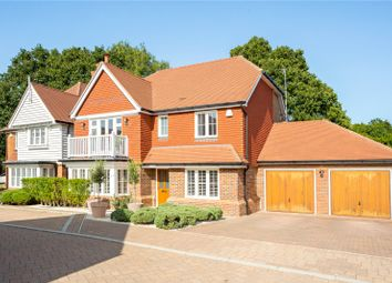 Bramble Close, Barns Green, Horsham, West Sussex RH13. 5 bed detached house