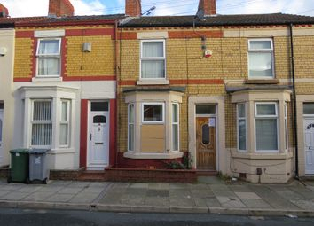 Thumbnail 2 bed terraced house for sale in Parkside Road, Tranmere, Birkenhead