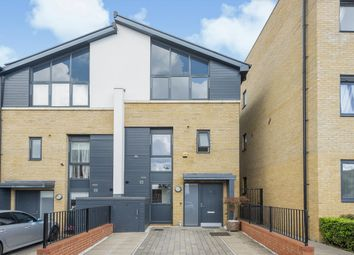 Thumbnail 3 bed terraced house for sale in Gulderose Road, Romford