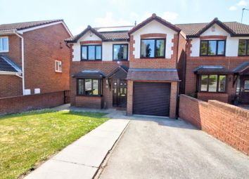 Thumbnail 4 bed detached house for sale in White Cross Avenue, Barnsley