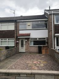 Thumbnail 3 bed terraced house to rent in Harcourt St, Reddish