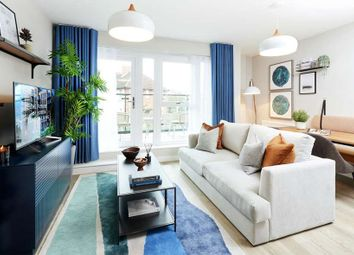 "Thumbnail 1 bedroom flat for sale in ""Plot 6"" at Merriam Close, London"