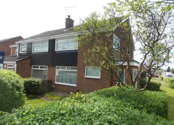 Thumbnail 3 bed semi-detached house for sale in Kensington Avenue, Normanby, Middlesbrough
