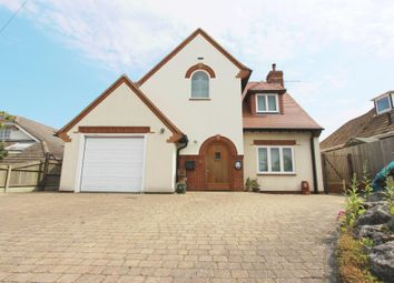 Thumbnail 3 bed detached house for sale in The Droveway, St Margaret's Bay