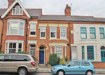 Thumbnail 3 bed terraced house to rent in Stretton Road, Leicester