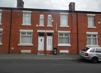 Thumbnail 4 bedroom terraced house for sale in Chisholm Street, Openshaw, Manchester