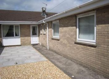 Thumbnail 2 bed bungalow to rent in Shepherds Close, Sirhowy, Tredegar