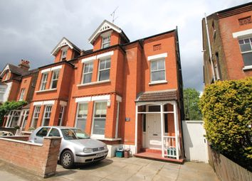 Thumbnail 3 bed flat to rent in Victoria Avenue, Surbiton