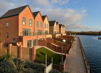 Thumbnail 3 bed town house for sale in Lakeside Boulevard, Doncaster