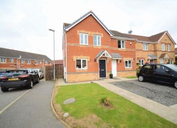 Thumbnail 3 bed semi-detached house for sale in Wellfield Court, Murton, Seaham